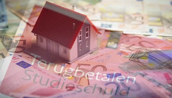 Invloed studieschuld op hypotheek beperkt vanaf 2015